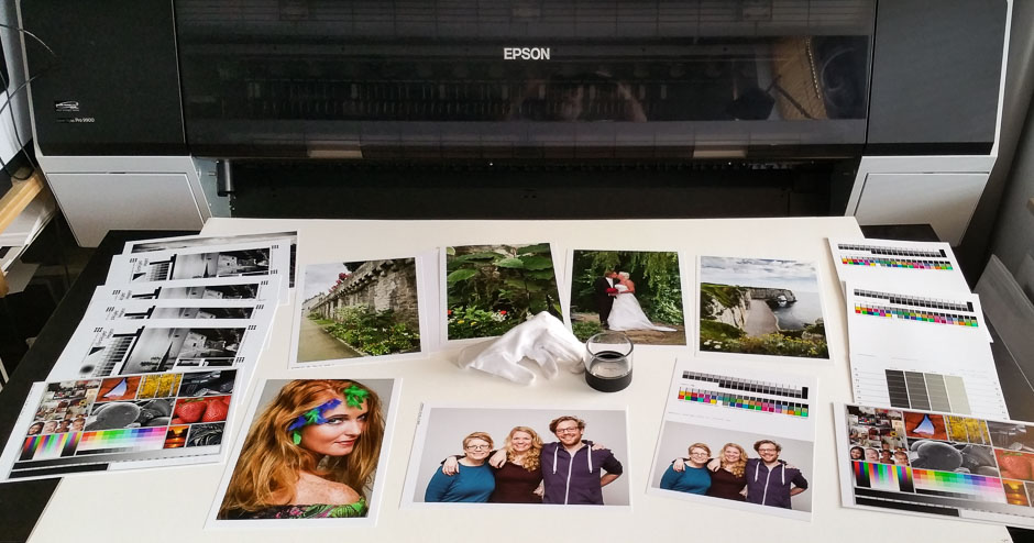 Hahnemuhle Photo Pearl FAPS Review test prints