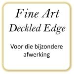 Fine Art Printing Specialist : Fine Art Deckled Edge