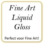 Fine Art Printing Specialist : Fine Art Liquid Gloss