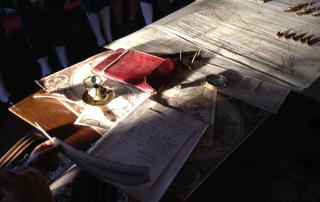 Speelfilm Michiel de Ruyter, al het printwerk op paper en canvas