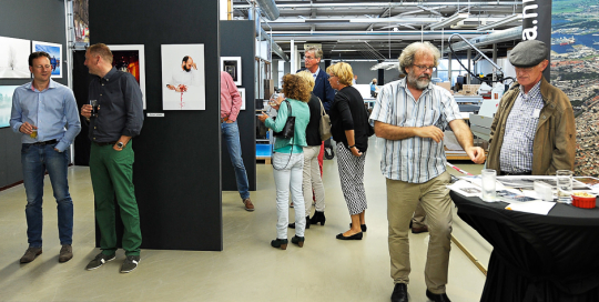Foto-expositie Promotie Hahnemühle Photo Silk Baryta