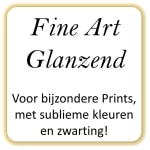 Fine Art Printing Specialist: Fine Art Papier Glanzend