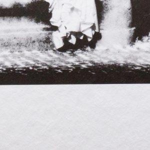 Fine Art Printing Specialist : Fine Art Mat Papier Hahnemuhle Torchon 285 ; Fine Art Zwart Wit Afdruk