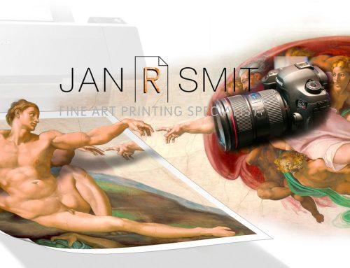 Van Canon 5Ds naar Fine Art Print