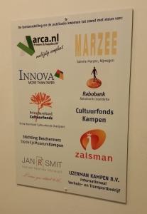 Sieraden De Keuze Van Kampen ; Fine Art Printing Specialist ; Arca ; IFA14