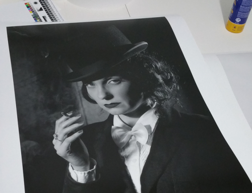 Marlene Dietrich Returns in Black and White