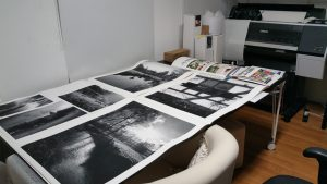 Fine Art Zwart Wit afdruk ; Jan R Smit Fine Art Printing Specialist