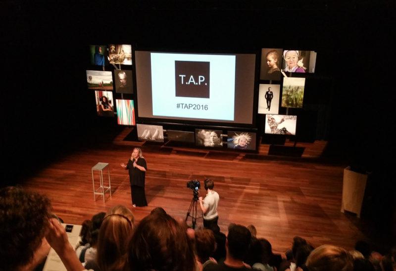 TAP2016; Beeldenwand