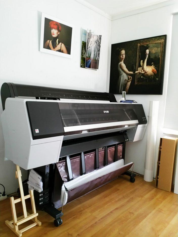 Onze ongeevenaarde Fine Art Print kwaliteit, Fine Art Printing Specialist