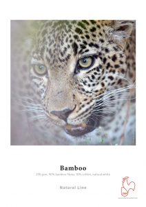 Hahnemuhle Bamboo 290gsm; Hahnemuhle Natural Line; Fine Art Printing Specialist;