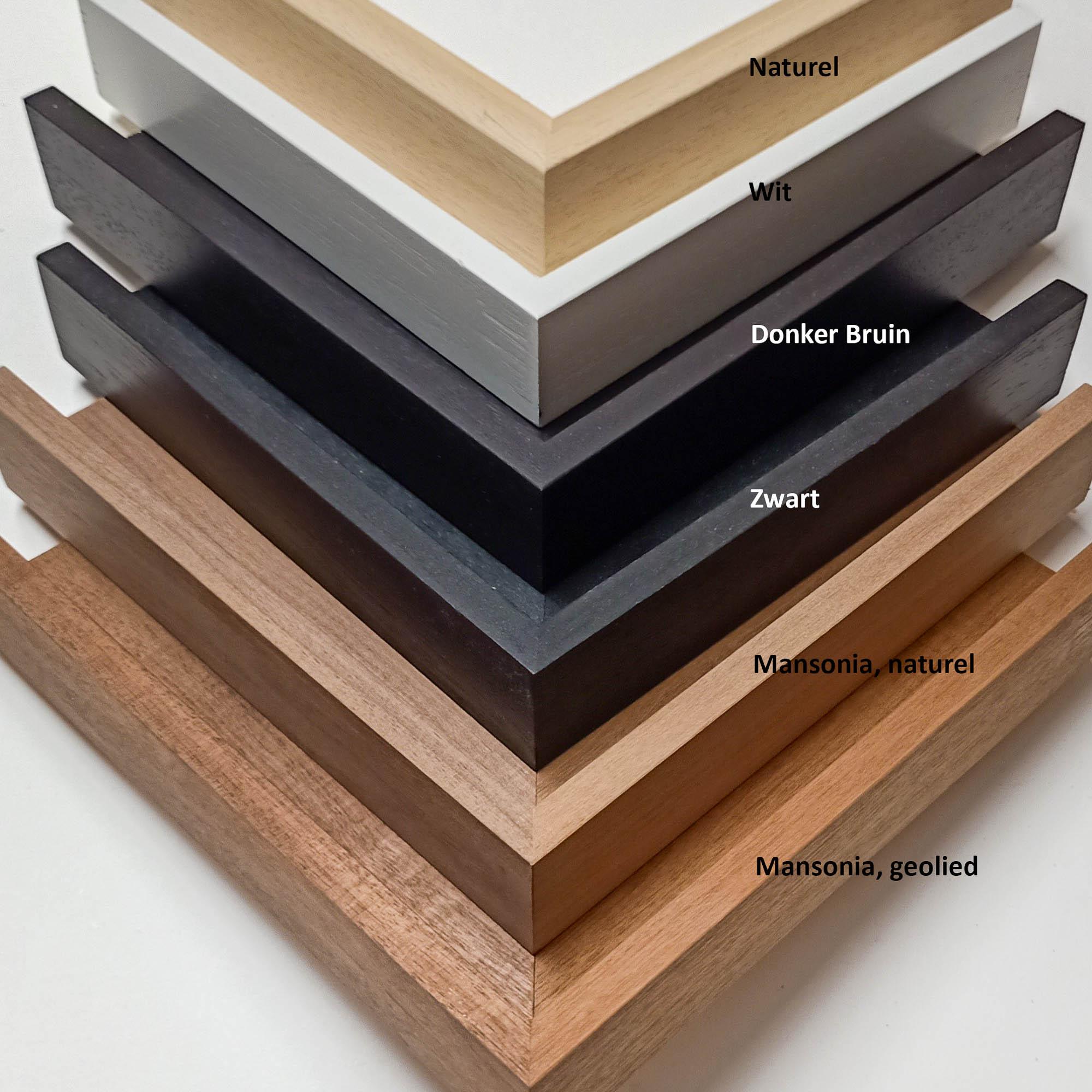 Fine Art Printing Specialist, maatwerk houten baklijst