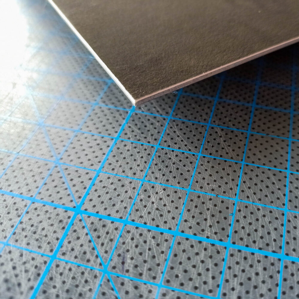Fine Art Printing Specialist, op 1mm aluminium met ophangframe
