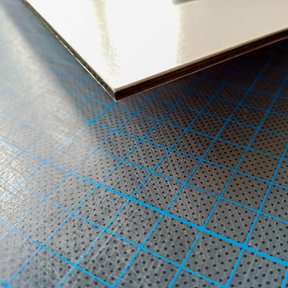 Fine Art Printing Specialist, op 3mm Dibond met ophangframe