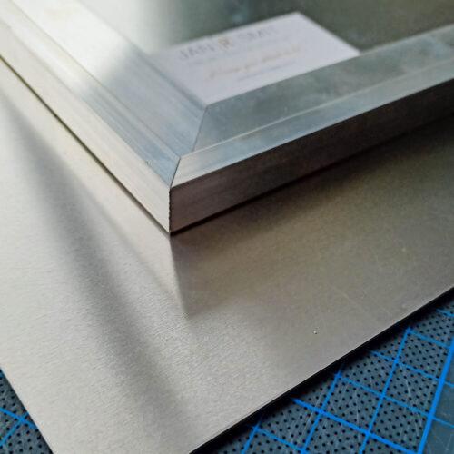Fine Art Printing Specialist, met ophangframe